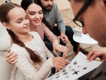 Psicoterapia para adultos y niños